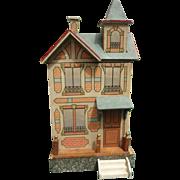 SALE Gottschalk Seaside Litho Doll House Two Room