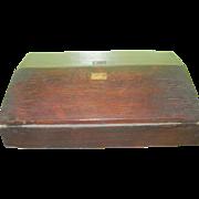 SALE Antique Lap Desk