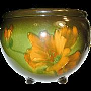 SALE Vintage Art Pottery Weller Planter