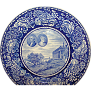 SALE Ye Olde Historical Pottery Staffordshire England  Home of Washington Mount Vernon