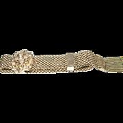 SALE Victorian Gold Filled Wedding Bracelet