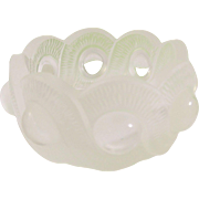 SOLD Vintage Lalique Glass Bowl