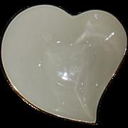Lenox Porcelain Heart Bowl