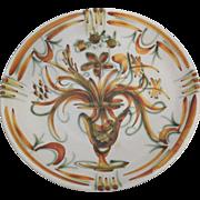 Gouda Art Pottery Bowl