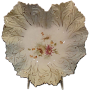 SALE R.S. Prussia Heart Bowl