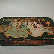SALE Crown Princess Toilet Soap in Fancy Soap Box
