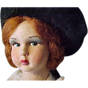 """SALE 3 MAGIS Dolls from Italy 6 and 7"""" Roma Cortina Oliena"""