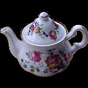 SALE Sheltonian English bone china doll child teapot