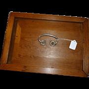 Pine lock-box