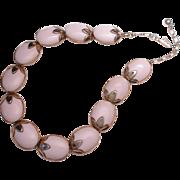 Trifari Vintage Choker Necklace hallmarked