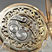 SOLD 1912 Waltham Opera Pocket Watch