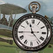SOLD H. Golay & Son Ltd, London No 529  Navigation Watch