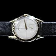 1951 Lord Elgin with Enameled Bezel Vintage  Watch