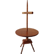Dollhouse Colonial Adjustable Candle Stand by Chestnut Hill Studio