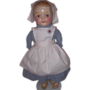Early Composition Nurse Doll