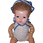 Cute Sun Suit for Dy-Dee Baby or Tiny Tears Doll
