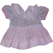 "Sweet Factory Dress for 11"" Dy-Dee baby or Tiny Tears or Composition Doll"