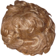 Shirley Temple Mohair Doll Wig