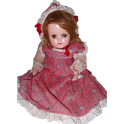 Madame Alexander Baby McGuffey Composition Doll