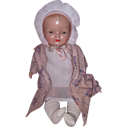 Factory Original Horsman Composition Baby Doll