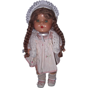 Cute Chubby Toddler Type Composition Doll