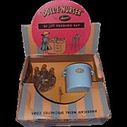 Sterilizer - Doll-E-Nurser Feeding Set for Effanbee Dy-Dee Baby Doll w/Box  ~ ...