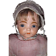 Early Fabulous Horsman Composition Baby Doll