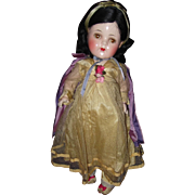 Gorgeous Large Snow White Composition Doll by Madame Alexander