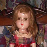 Arranbee all original  Nancy Lee Composition Doll