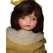 Dolly Reckord Talking Phograph Composition Doll by Madame Hendren