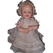 Horsman Factory Orignal Dimples Composition Baby Doll