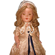 """Beautiful large 26"""" Composition Mama Doll"""
