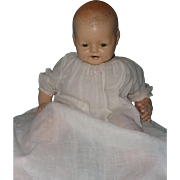 Adorable Horsman Composition Dimples baby Doll
