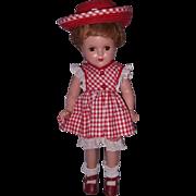Factory Original Nancy Composition Doll