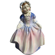 "Royal Doulton Porcelain Figurine - ""Dinky Do""  HN #1678 - Signed"
