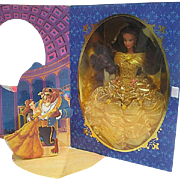 Disney's Beauty and the Beast - Belle - The Signature Collection - First in a Series - Barbie