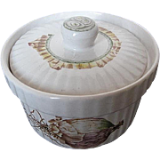 Harvest Festival Oven-To-Tableware T.G. Green LTD Casserole Ramekin with lid - made in England