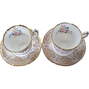 Paragon By Appointment to Her Majesty the Queen Fine Bone China Exquisite Gilded Cup & Saucer