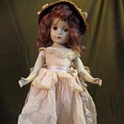 "Madame Alexander Doll. ""MARGARET ROSE"". 14"" Tall"