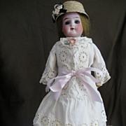 """Antique 12"""" Kley & Hahn Ruth Doll"""