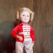 1987 Danbury (Poor Little Rich Girl) Shirley Temple Doll