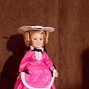 1989 Danbury Mint (Littlest Rebel) Shirley Temple Doll