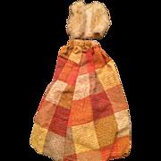 Mod Skirt and Faux Fur Vest