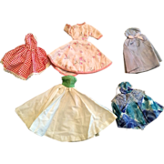 5 Mid Century Dresses
