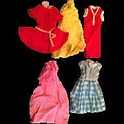 5 Pretty Mid Century Dresses