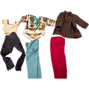 3 Pant Outfits