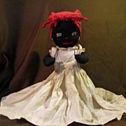Americana Vintage Mammy Jar Half Doll