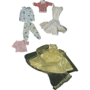 Early Barbie Clothing
