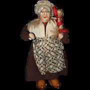 Ravca Cloth Old Woman