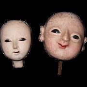 Vintage Japanese Heads
